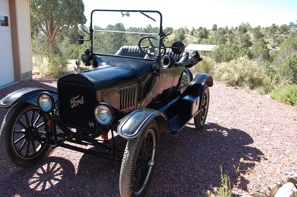 1919 All original Ford Model T For Sale (picture 5 of 6)