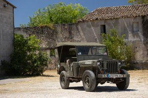 "1942 Ford GPW "" Jeep "" No reserve For Sale by Auction"