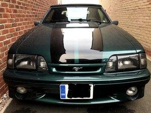 1992 Mustang GT 5.0l Convertible