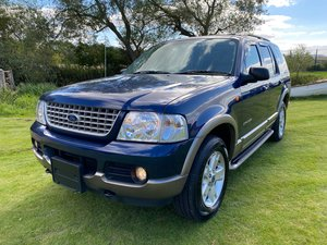 2004 FORD EXPLORER 4.6 EDDIE BAUER AUTOMATIC * 7 SEATER 4X4 For Sale