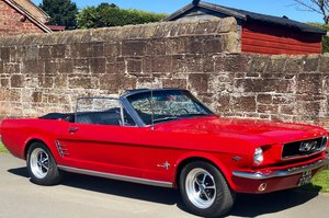 Picture of 1966 Ford Mustang Convertible For Sale