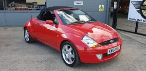 **OCTOBER ENTRY** 2004 Ford Street KA For Sale by Auction