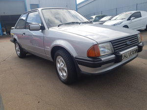 Picture of 1981 Ford Escort XR3 - 4 Speed For Sale