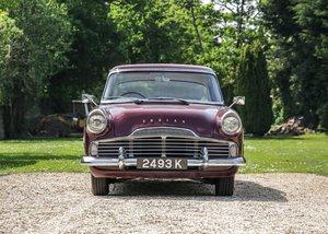 1960 Ford Zodiac Mk. II