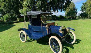 1911 Ford Model T Torpedo for auction 19th September For Sale by Auction