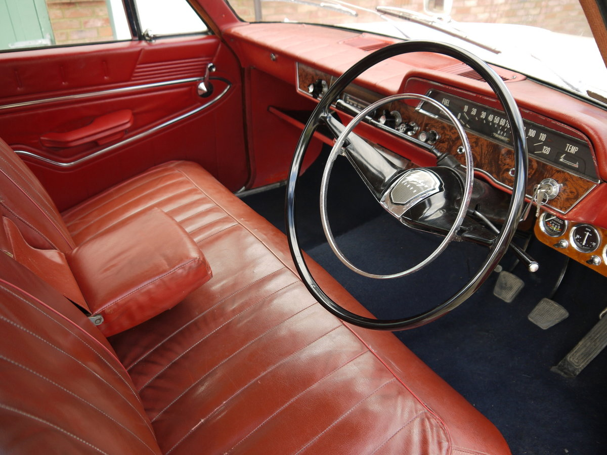 1962 FORD ZEPHYR MK3 MANUAL -  ORIGINAL EARLY CAR  SOLD (picture 4 of 6)