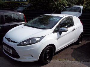 2011 Ford Fiesta Van 1.4 TDCi For Sale