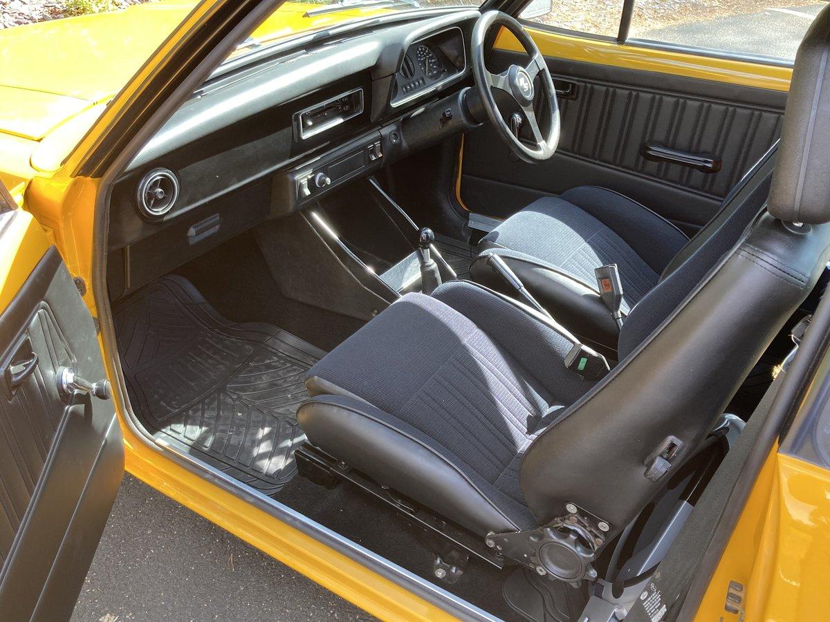 1981 Ford Escort Mk2 1600 Sport For Sale (picture 4 of 6)