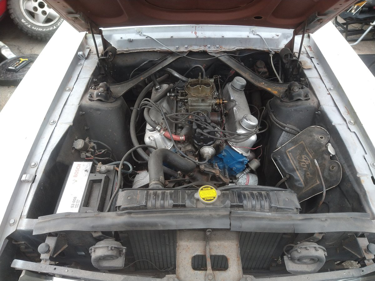 1967 Ford mustang 289 v8, rolling restoration For Sale (picture 6 of 6)