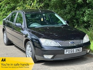 2005 Ford Mondeo 2.0 TDCI 130 6 Speed Zetec