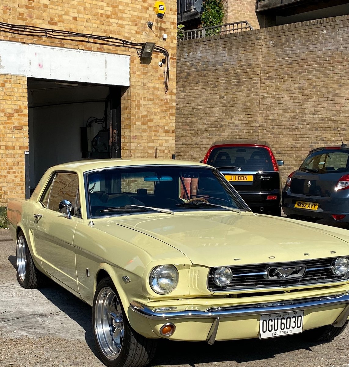 1966 Ford Mustang 302 GT Coupe - 300 BHP For Sale (picture 1 of 6)