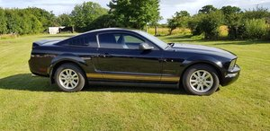 Picture of Lot 63 - A 2007 Ford Mustang - 23/09/2020 SOLD by Auction