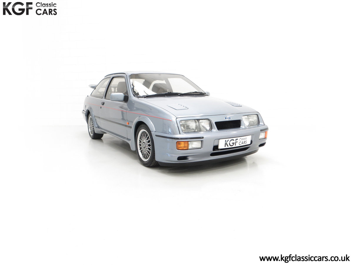 1987 An Astonishing Ford Sierra RS Cosworth with 12,993 Miles SOLD (picture 1 of 24)