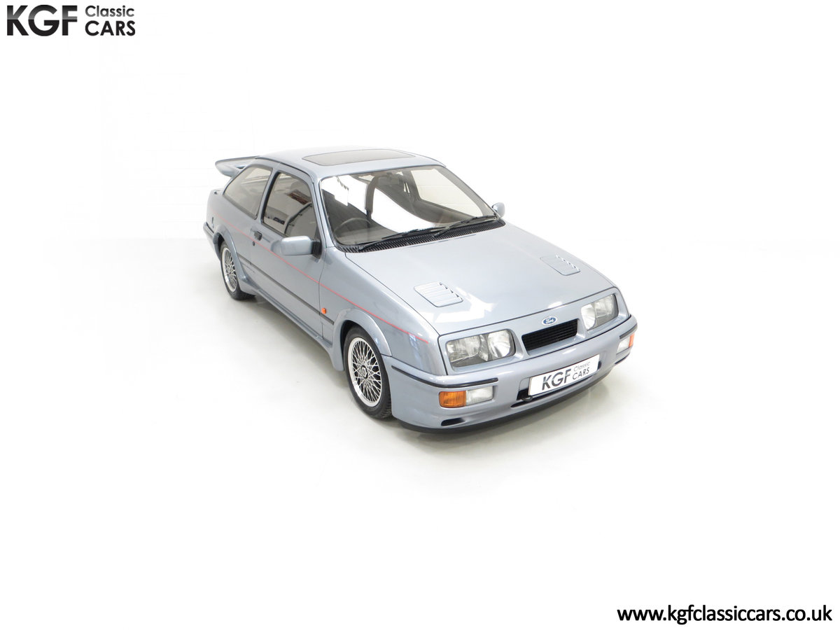 1987 An Astonishing Ford Sierra RS Cosworth with 12,993 Miles SOLD (picture 2 of 24)