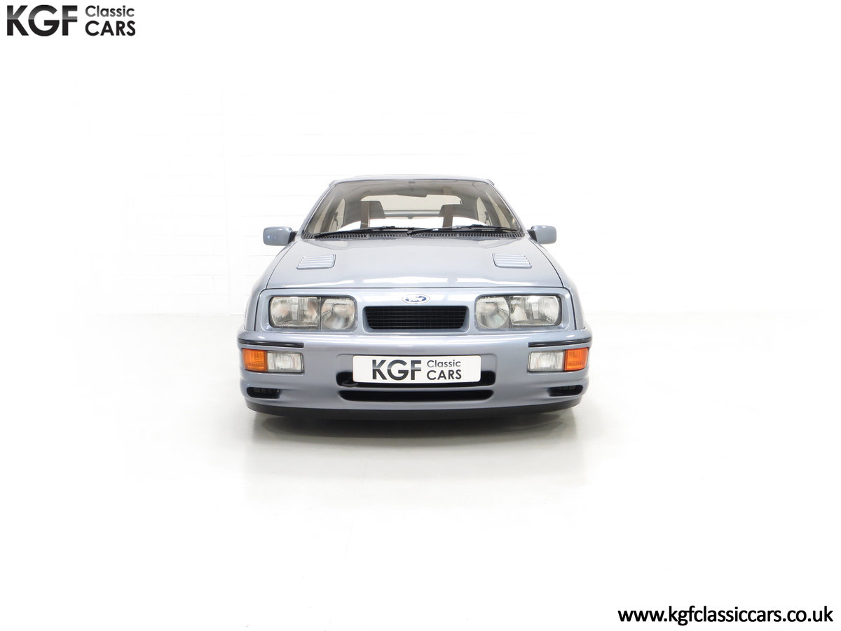1987 An Astonishing Ford Sierra RS Cosworth with 12,993 Miles SOLD (picture 3 of 24)