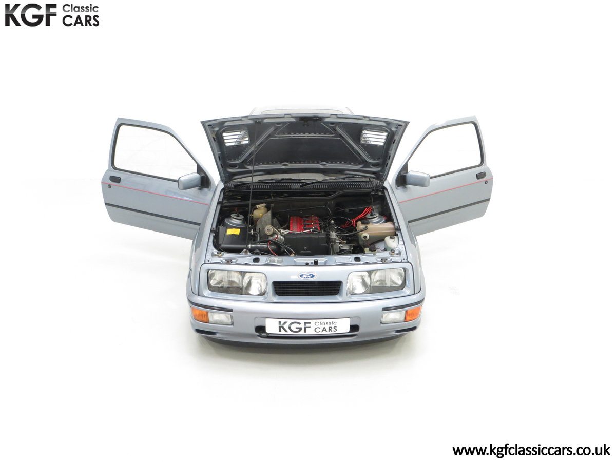 1987 An Astonishing Ford Sierra RS Cosworth with 12,993 Miles SOLD (picture 4 of 24)
