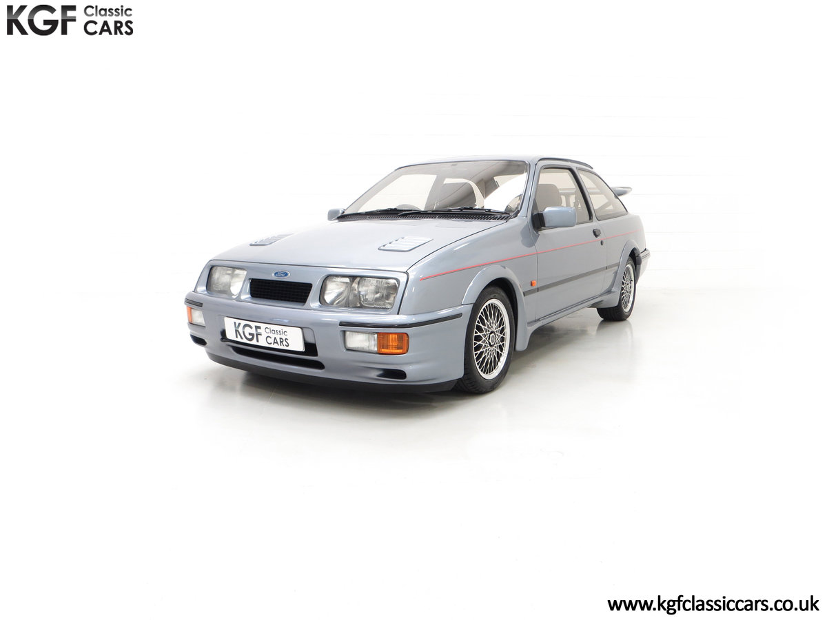 1987 An Astonishing Ford Sierra RS Cosworth with 12,993 Miles SOLD (picture 6 of 24)