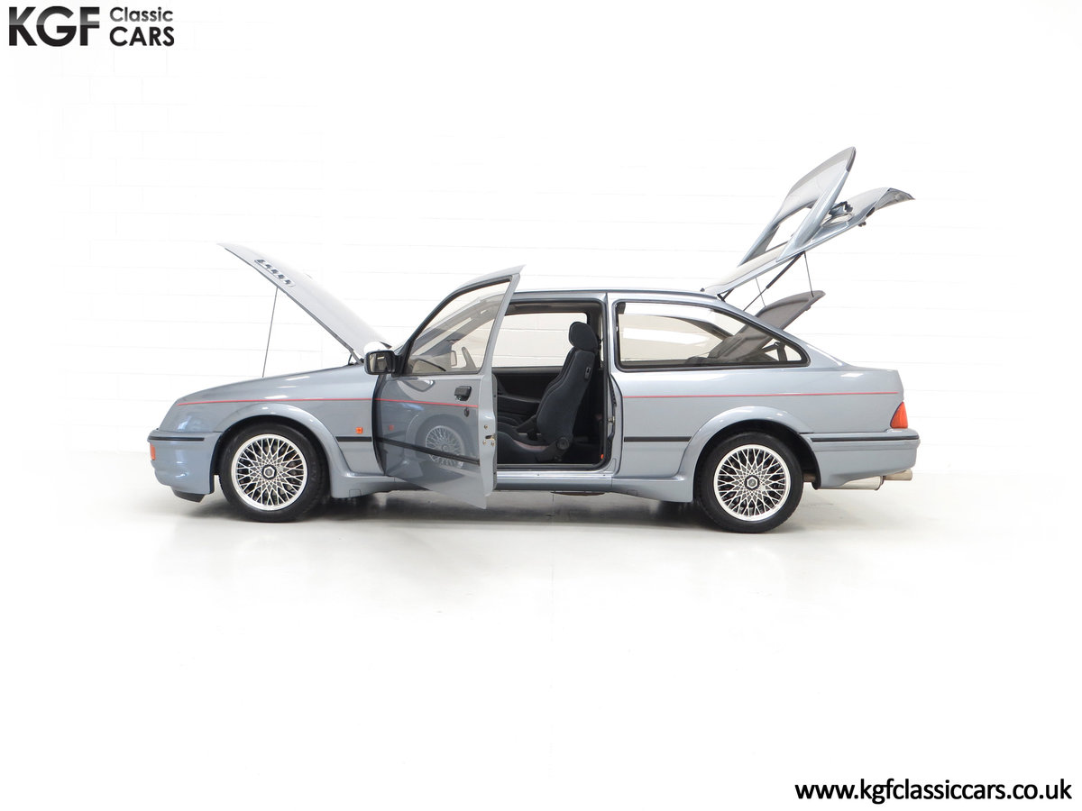 1987 An Astonishing Ford Sierra RS Cosworth with 12,993 Miles SOLD (picture 7 of 24)