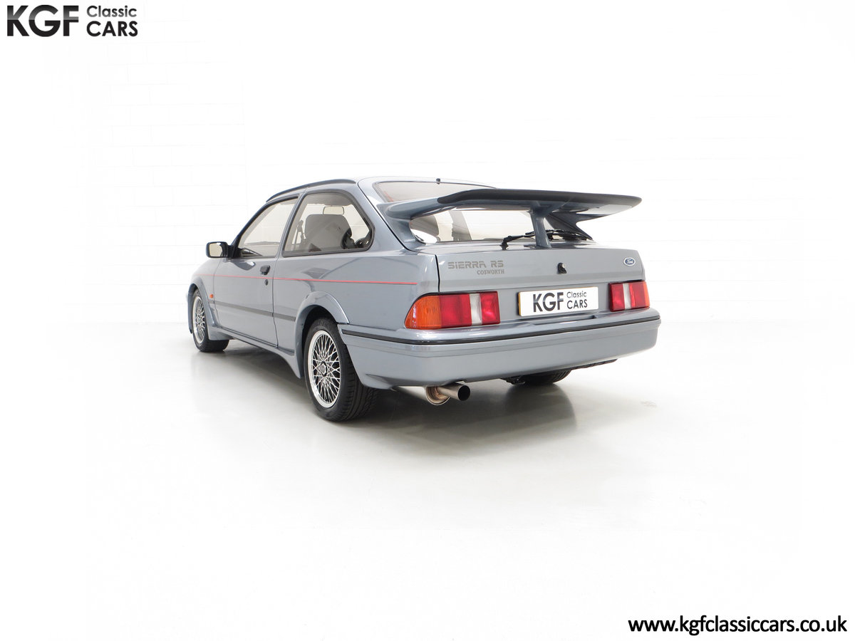 1987 An Astonishing Ford Sierra RS Cosworth with 12,993 Miles SOLD (picture 8 of 24)