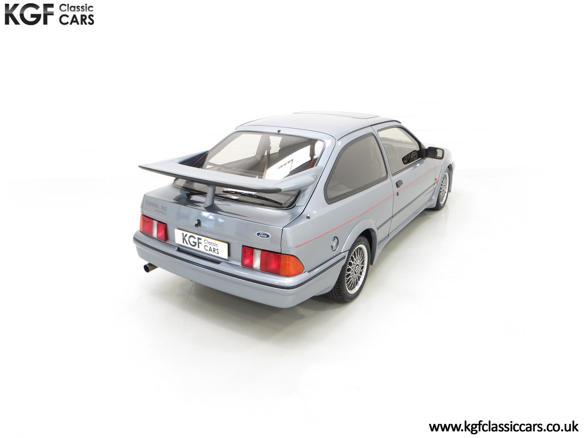 1987 An Astonishing Ford Sierra RS Cosworth with 12,993 Miles SOLD (picture 12 of 24)