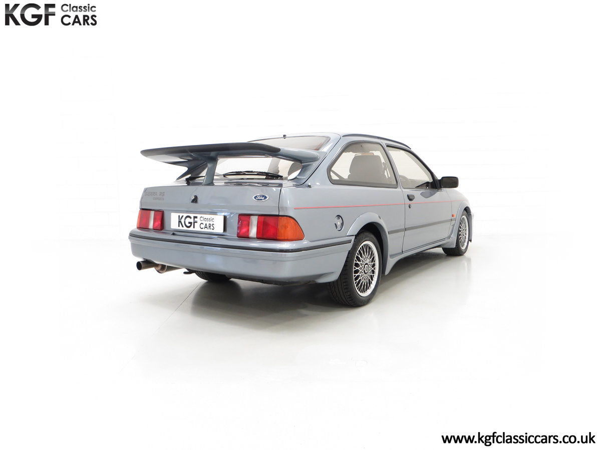1987 An Astonishing Ford Sierra RS Cosworth with 12,993 Miles SOLD (picture 13 of 24)