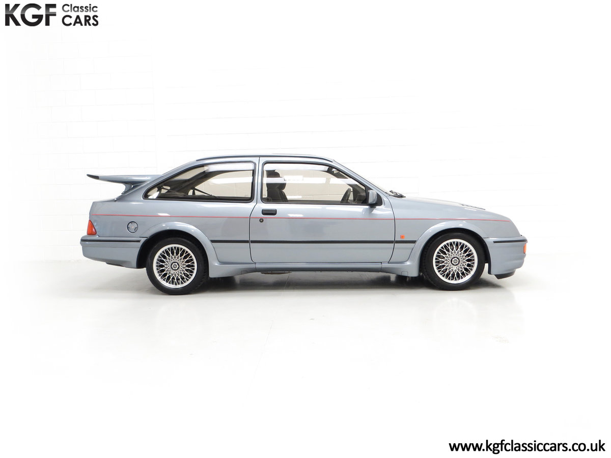 1987 An Astonishing Ford Sierra RS Cosworth with 12,993 Miles SOLD (picture 14 of 24)