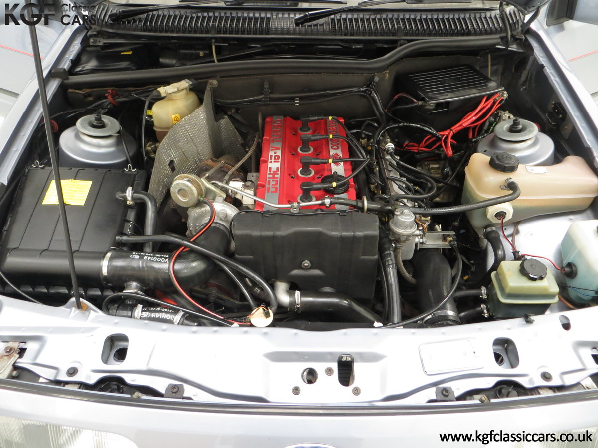 1987 An Astonishing Ford Sierra RS Cosworth with 12,993 Miles SOLD (picture 16 of 24)