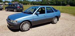 Picture of Lot 66 - A 1993 Ford Escort 1.6i LX 16v - 23/09/2020 SOLD by Auction
