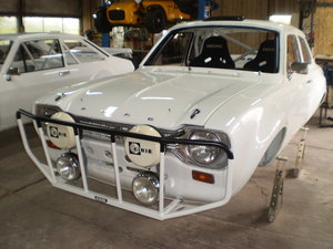 "Ford Escort Mk1 ""modern"" edition"