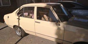 1980 ESCORT MK2 FOUR DOOR For Sale