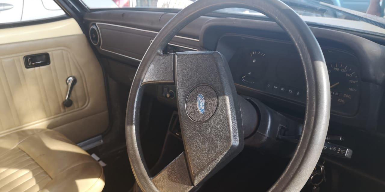 1980 ESCORT MK2 FOUR DOOR For Sale (picture 2 of 5)