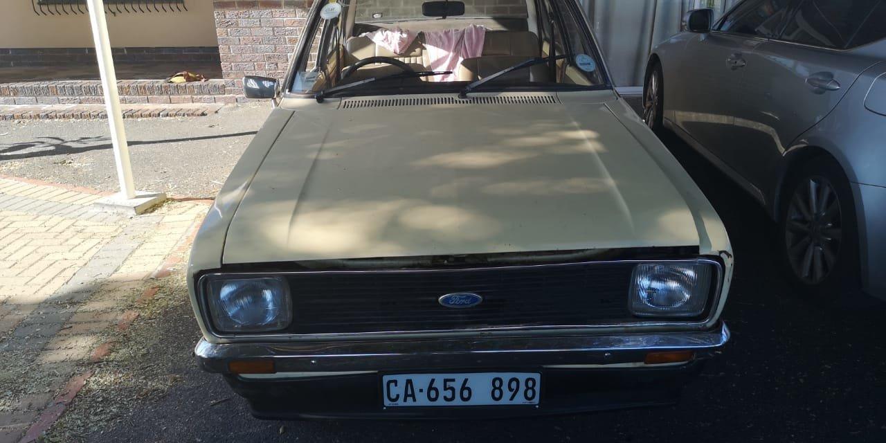 1980 ESCORT MK2 FOUR DOOR For Sale (picture 5 of 5)