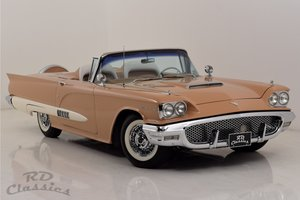 Picture of 1958 Ford Thunderbird Convertible For Sale