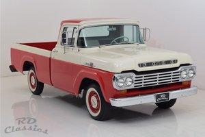 1959 Ford f100 Pickup Truck