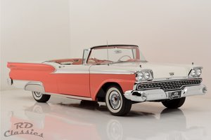 Picture of 1959 Ford Fairlane Retractable Hartop For Sale
