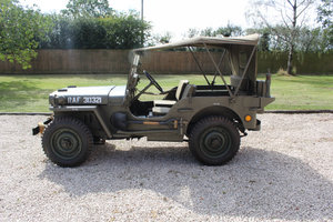 1944 Ford Jeep GPW 4x4