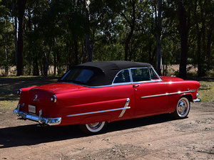 Picture of 1953 Ford Crestline Sunliner Convertible For Sale