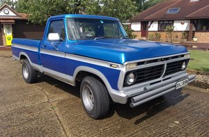 1975 Ford F1