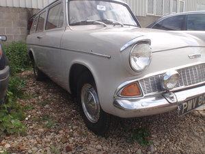 1962 Ford Anglia 105e Estate. For Sale