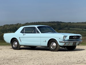 1965  Ford Mustang 289 4.7 V8 Coupe