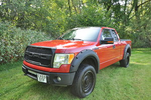 FORD F150 FX4 5.4 V8 AUTOMATIC 4WD PICKUP