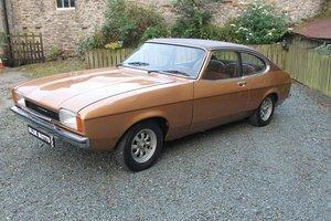 1976 Ford Capri 1.6GL Manual