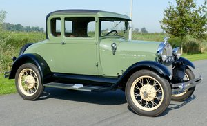Ford Model A Special Coupe 1928 €18950,-