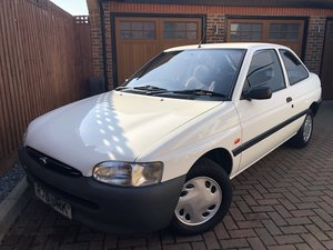 1997 1 owner from new 21,000 miles Ford Escort Encore For Sale