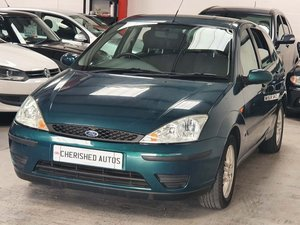 2002 FORD FOCUS 1.6 LX *GENUINE 35,000 MLS*5DR*1 OWNER SINCE 2003 For Sale