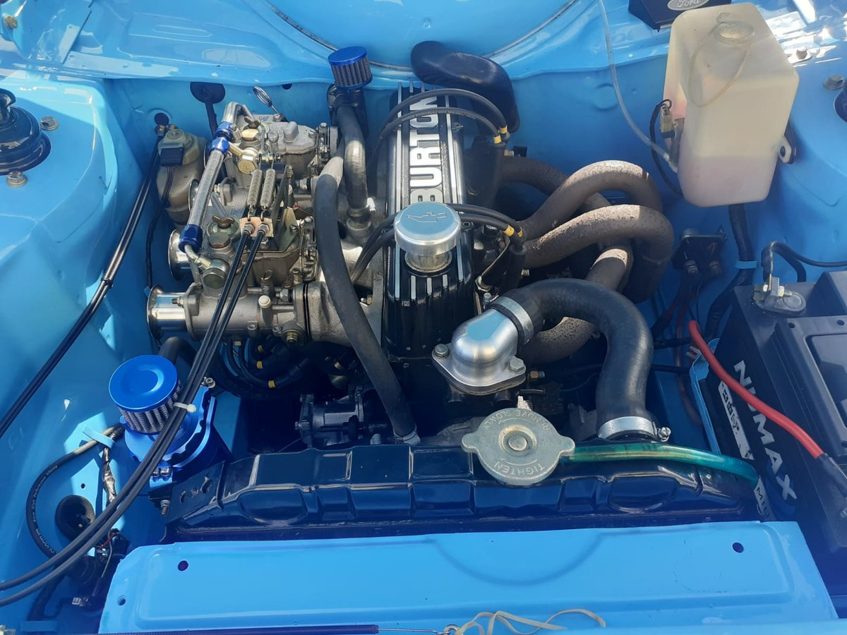 Totally stunning 1978 Ford Escort 1600 Sport. For Sale (picture 3 of 6)