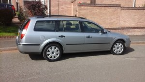 Silver Mk3 Ford Mondeo Estate Manual 1.8 Petrol