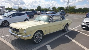 Picture of 1966 Ford Mustang V8 289, C Code