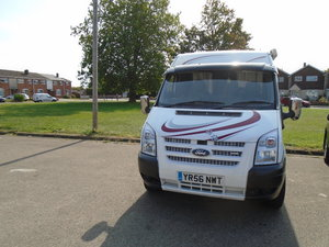 Ford Transit Hightop Campervan two Berth