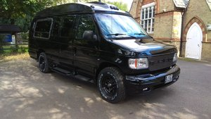 Ford econoline e250 5.4l v8 dayvan